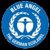 label blue angel - Soram Consommables